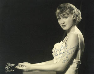 Early Eve Arden Publicity Photo